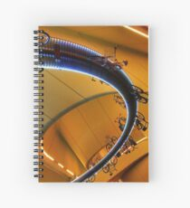Bicycles - Ride in style Spiral Notebook