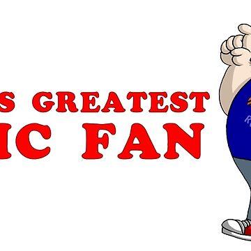 World's Greatest Fanboy by BlazeHedgehog