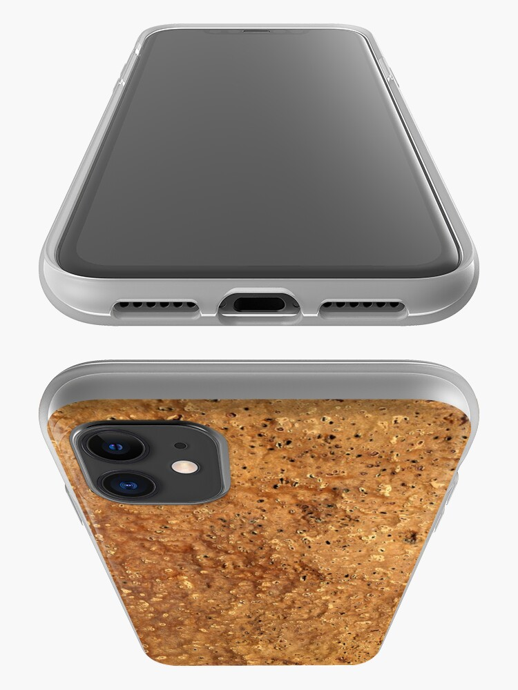 Alternate view of Cork Texture iPhone Case & Cover