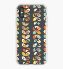 Retro seasons 02, Winter dreams iPhone Case
