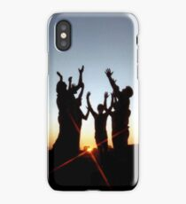 Friends Worshipping iPhone Case/Skin