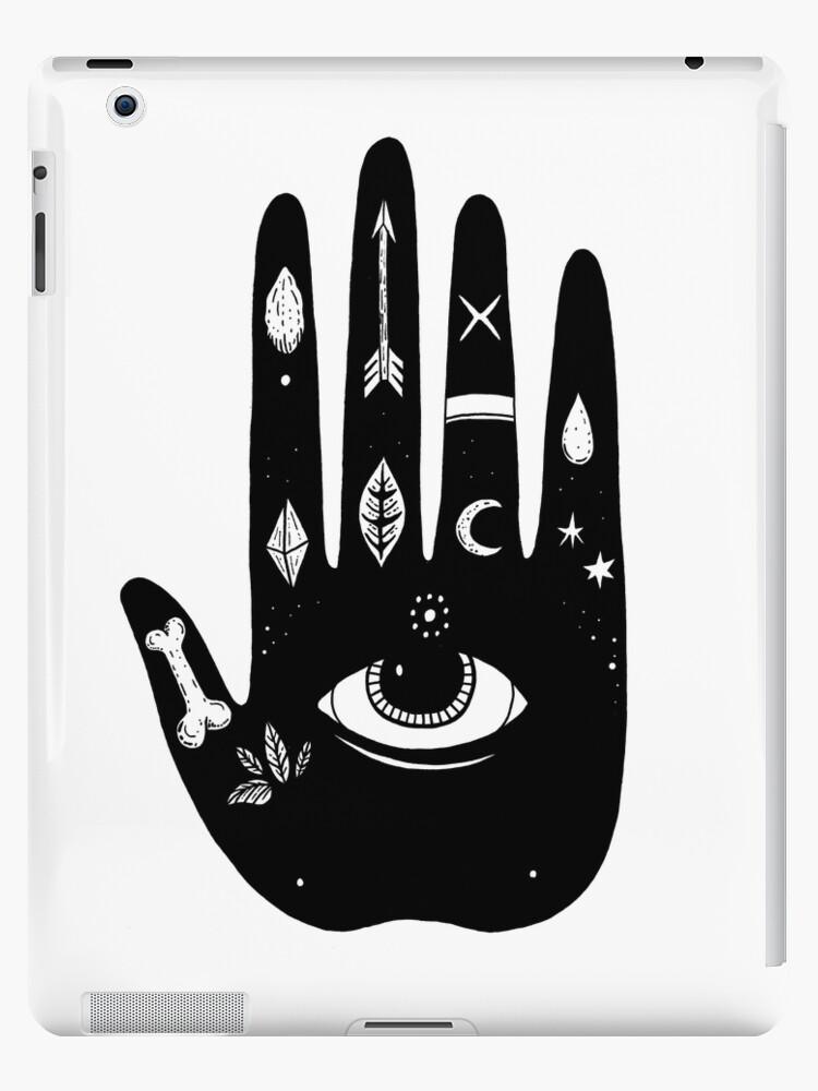 «Mano mágica» de strangeforest