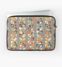 Retro seasons 06, Autumn evening Laptop Sleeve