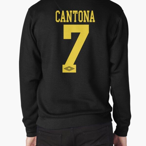 CANTONA 7 Pullover Sweatshirt