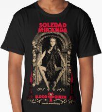 Soledad Miranda Tribute Long T-Shirt