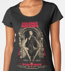 Soledad Miranda Tribute Women's Premium T-Shirt
