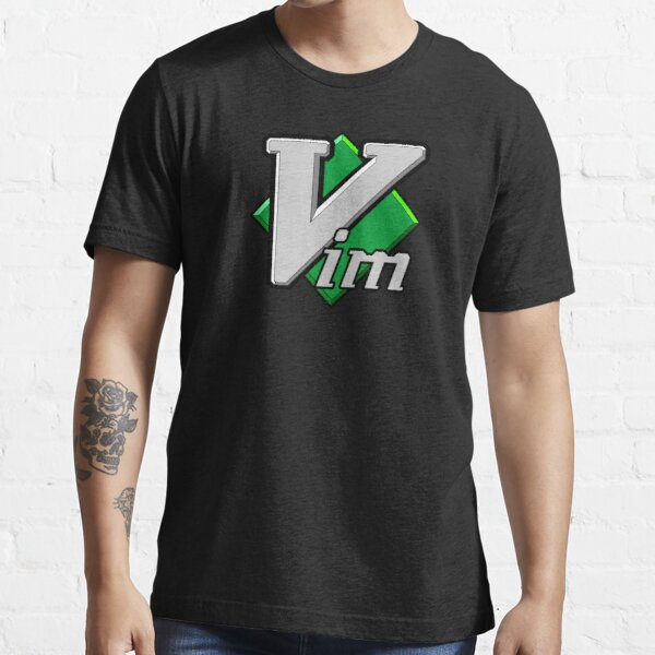 Vim Text Editor Essential T-Shirt