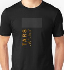 Interstellar: TARS Unisex T-Shirt