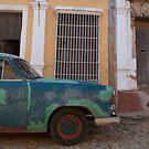 Classic Cuban Car  by dragonflyblue