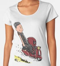 C&DP Women's Premium T-Shirt