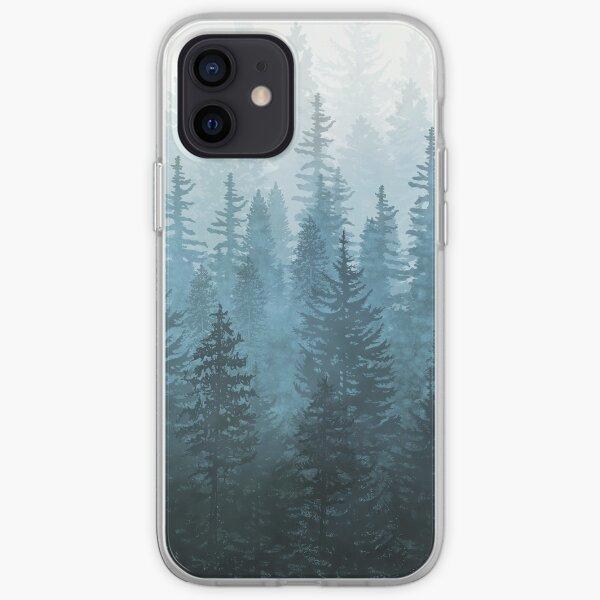 My Misty Secret Forest iPhone Soft Case