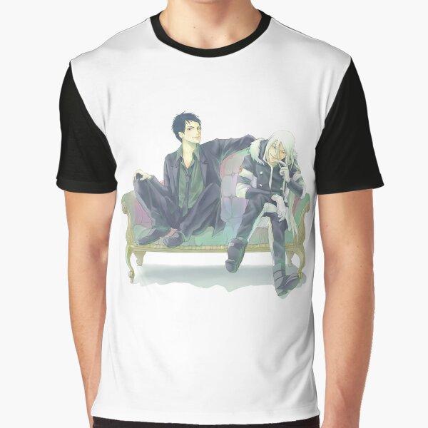 Katekyio hitman reborn Graphic T-Shirt