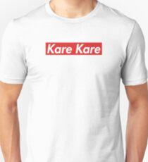 Kare Kare Red Box Logo Unisex T-Shirt