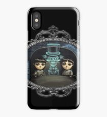 Hitchhiking Ghost iPhone Case