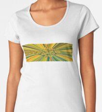 Colour Rays Women's Premium T-Shirt