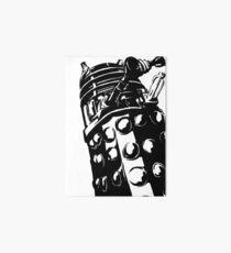 Dalek Art Board