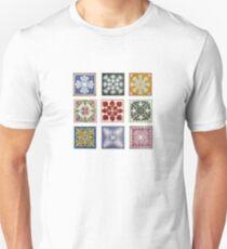 Hawaiian Quilt Sampler Unisex T-Shirt