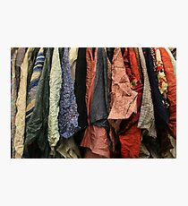 Kimonos Photographic Print