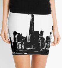 Minifalda NYC Silhouette