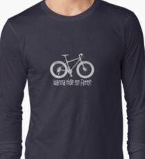 wanna ride my fatty? T-Shirt