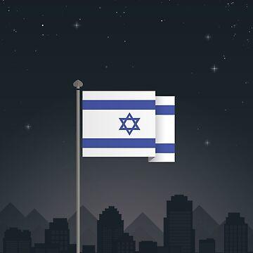 Israel by FlatFlags