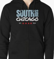 South Side Chicago Pride | Apparel & Accessories Zipped Hoodie