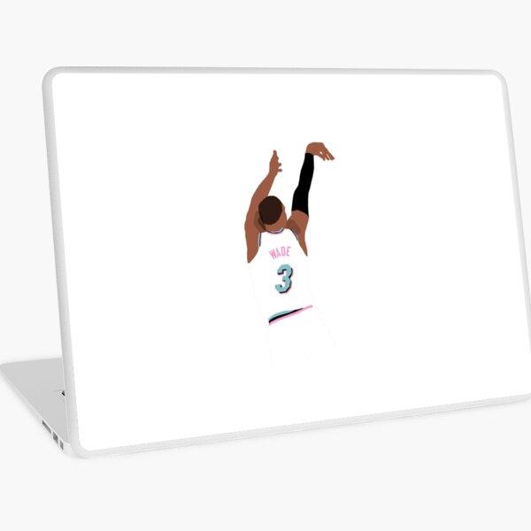 Wade Miami Vice Laptop Skin