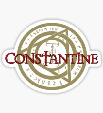 John Constantine - Sigil Sticker