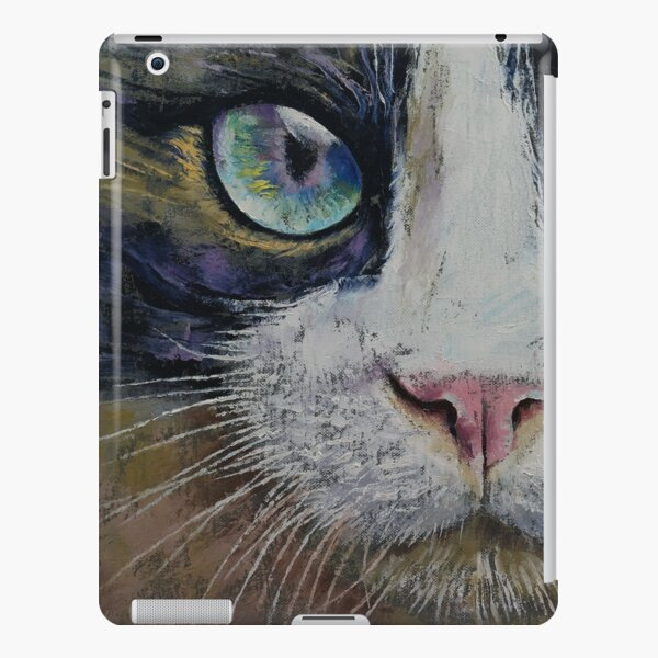 Snowshoe Cat iPad Snap Case