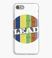 LEAD iPhone Case/Skin