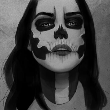 Skull KM by Tantoun87
