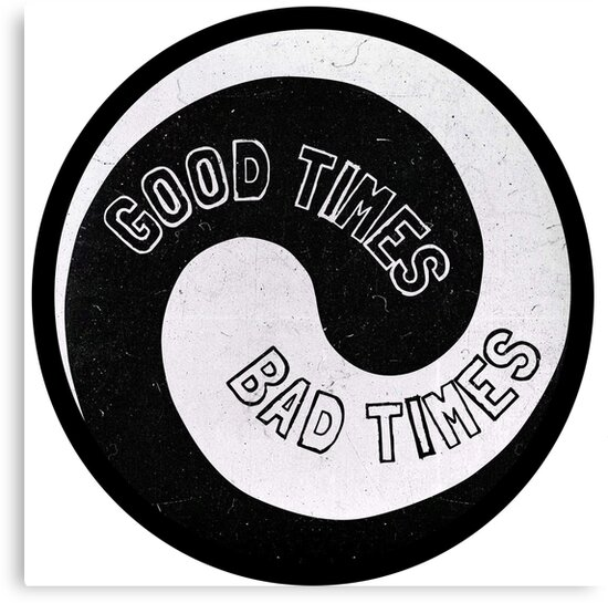 Led Zeppelin - Good Times, Bad Times by Joanna Pearson