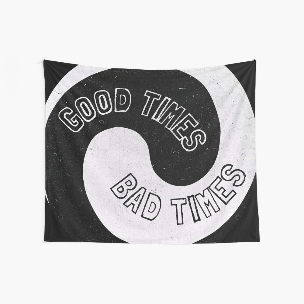 Led Zeppelin - Gute Zeiten, schlechte Zeiten Wandbehang