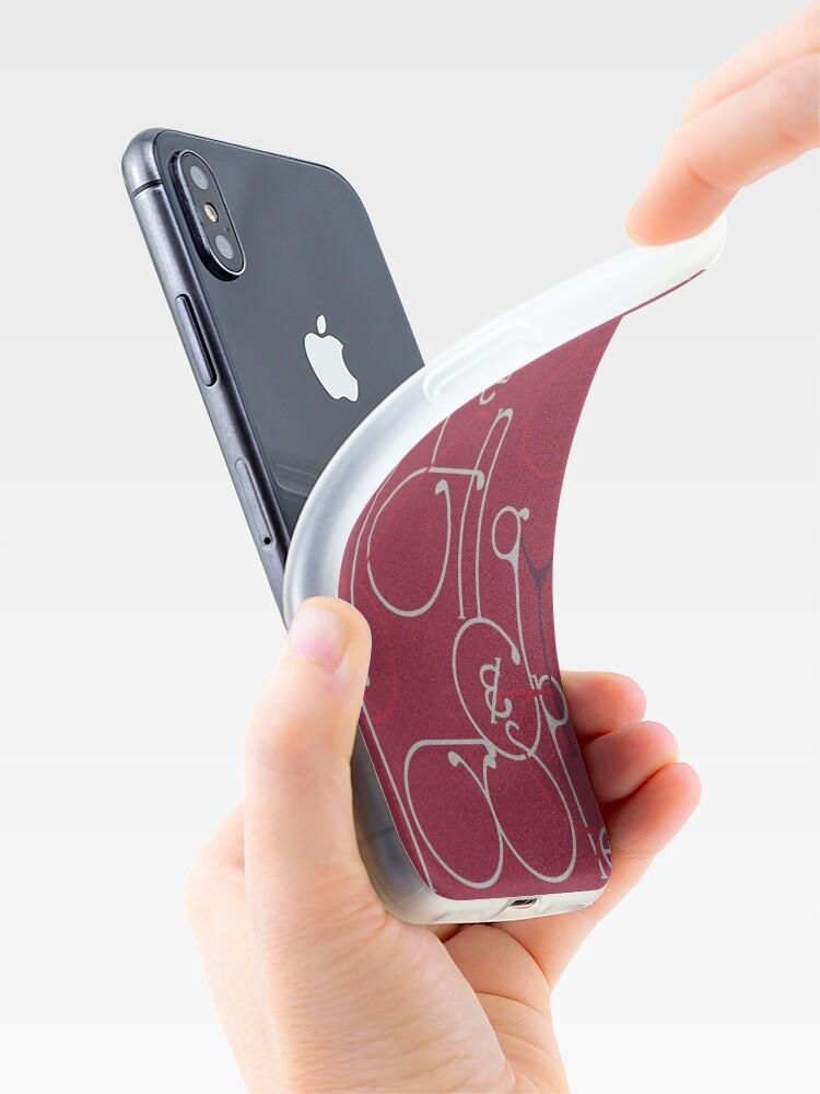 Alternative Ansicht von Lebe lang iPhone-Hülle & Cover