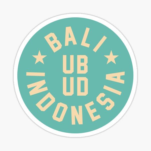 UBUD - BALI - INDONÉSIE Sticker