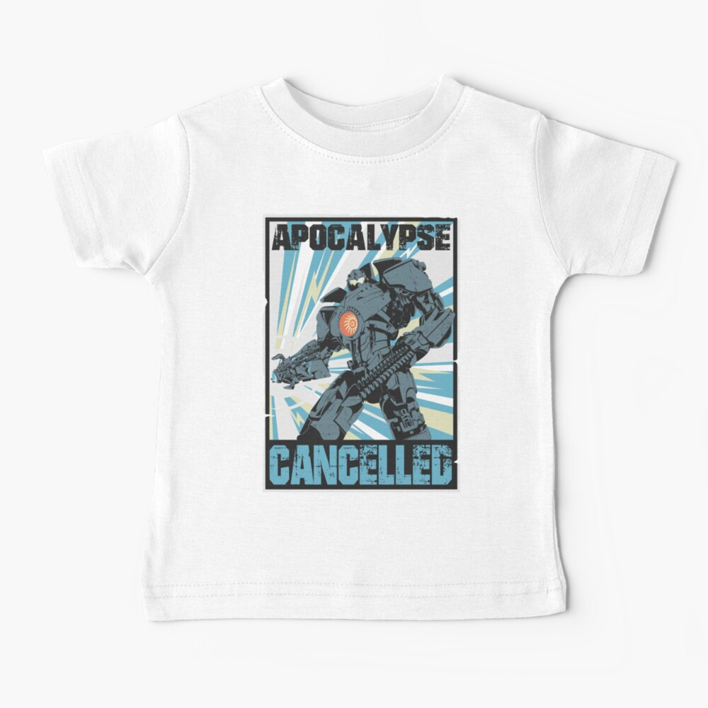 Apocalypse Cancelled Baby T-Shirt