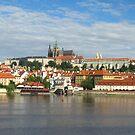 Prague Castle  by Maria1606