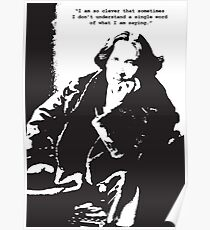 Oscar Wilde: Posters | Redbubble