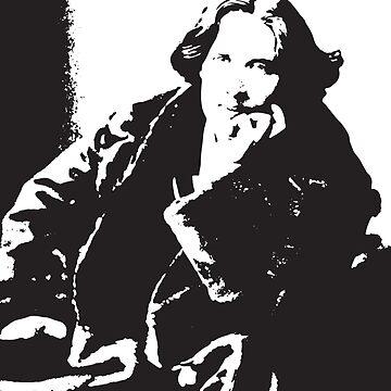 Oscar Wilde by belladesigns