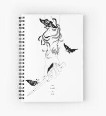 Cuaderno de espiral Ellie tatoo2