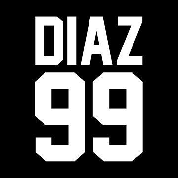 Diaz 99 by domiellis