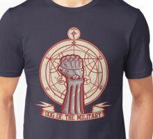 Dog of the Military: Full Metal Unisex T-Shirt