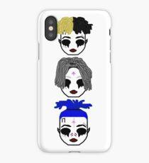 XXXTENTACION EVOLUTION iPhone Case
