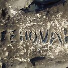 Jehovah On The Rocks by Lou Van Loon