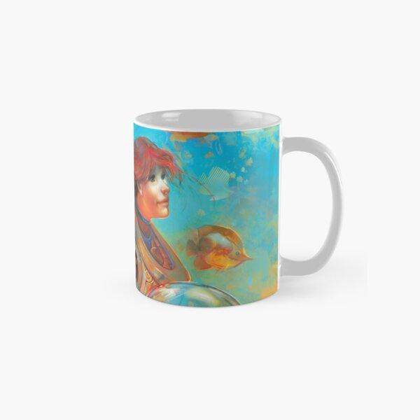 Gold Sea Classic Mug