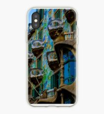 Casa Batllo by Gaudi in Barcelona iPhone Case