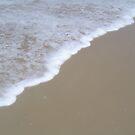 Beach Foam by Lou Van Loon