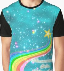 Star Party- blue version Graphic T-Shirt