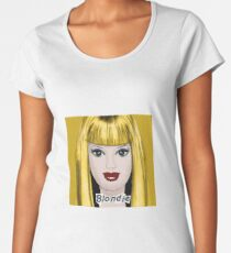 Blondie Barbie Women's Premium T-Shirt