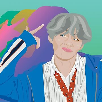 "BTS V Kim Taehyung ""DNA"" by steenseltjuhx"
